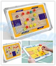 Aluminum alloy basketball Coach Match Training Tactical Plate Coaching Board Kits magnetic teaching board Coach Board la37s81b main board bn41 00823cbn94 01249b match claa370wa03s screen