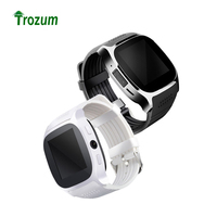 Trozum T8 Sport Smart Watches Support SIM TF Card Watch With Music Player Bluetooth Bracelet Men