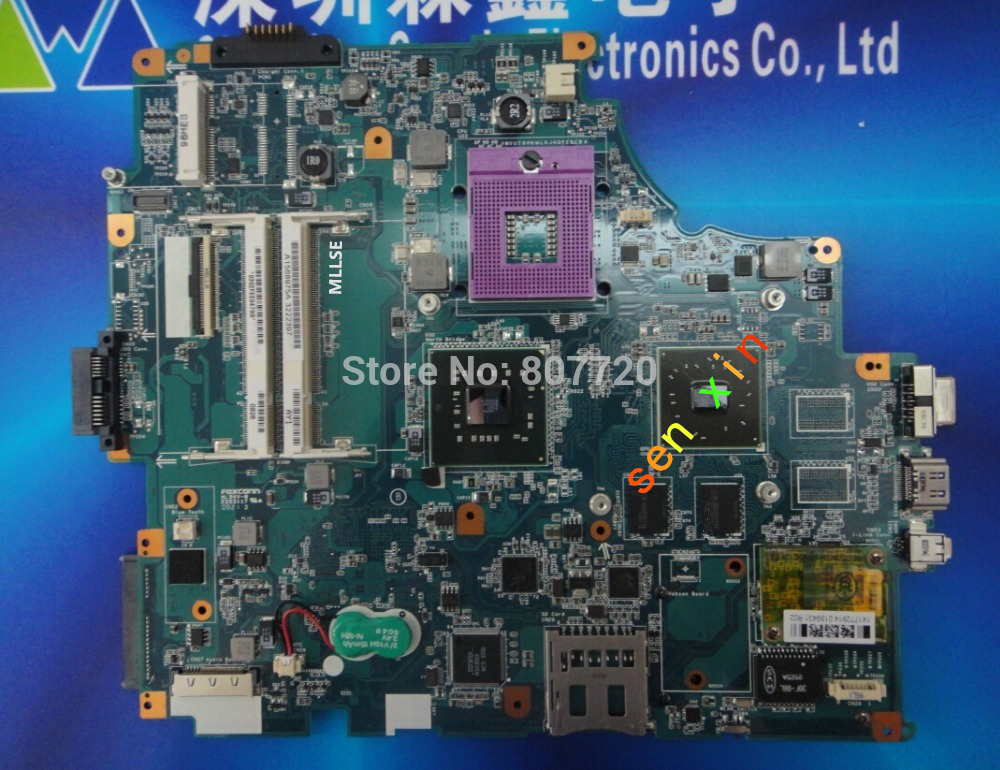 Free  shipping  100% New non integrated MBX 189 motherboard M761 for SONY VGN FW27 FW29 FW35F FW37 FW48 FW58F ect VGN FW series.-in Motherboards from Computer & Office    1