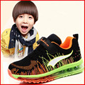 New Breathe Outdoor Football Boots Boys Training Soccer Shoes Children Kids Teenagers Shock Absorption Basketball Shoes Sneakers