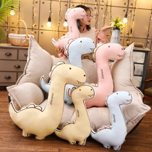 50/75 Cm Stuffed Animal Dinosaur Plush Toy Jurassic Toys For Baby