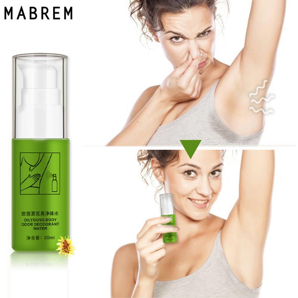 VIBRANT GLAMOUR Removing Body Odor Natural Remove Armpit Foot Bad Body Odor Water Deodorizer Eliminate Antiperspirants Body Spray