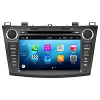 For Mazda 3 2010 2011 2012 2013 Touch Screen Android Autoradio GPS Navigation Nav Bluetooth Car Media Player Radio Stereo DVD