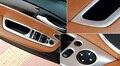 Para BMW X6 E71 2008-2014 LHD botão do painel de controle da janela Interior capa guarnição Acessórios Do Carro estilo Do Carro