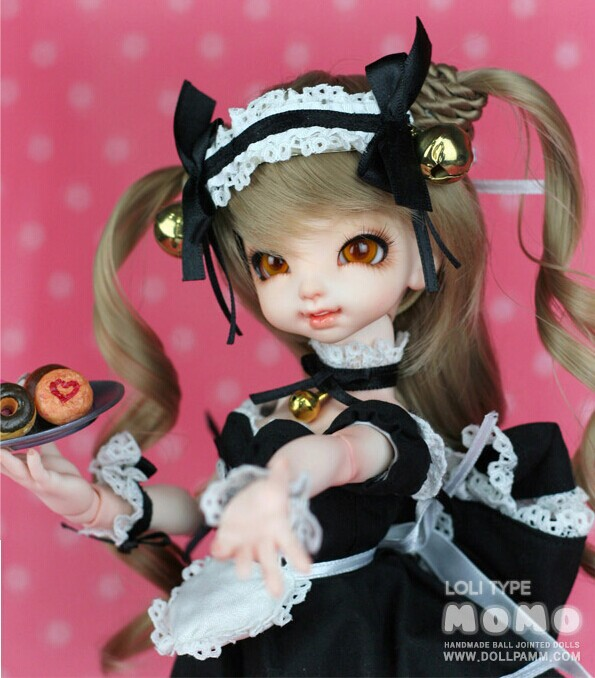 ФОТО 1/4th  41cm  bjd nude doll momo,bjd/ sd doll include face up..not include clothes and wig