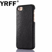 YRFF New snake Lizard skin texture Phone Case for iphone 6s 6 plus hard Luxury case cover for iphone 6 6s plus back cover