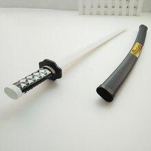 Категория оружия: меч обувь для мальчиков Самурай пластиковый игрушечный нож детский любимый мультфильм вечерние партии выполнения реквизит Лидер продаж