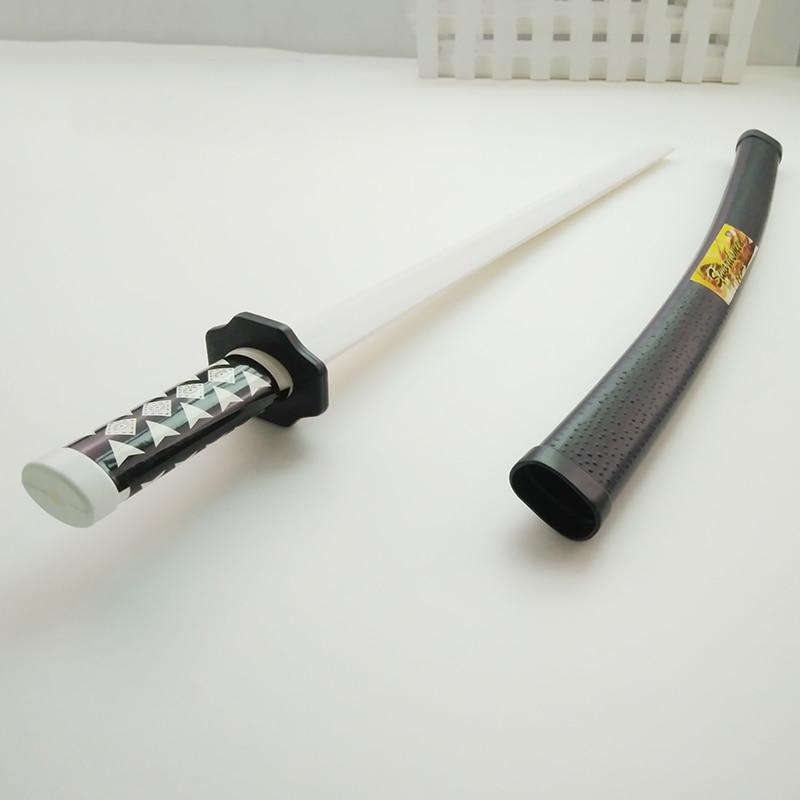 Schwert Waffe Kategorie Jungen Samurai Kunststoff Spielzeug Messer Kinder Lieblings Cartoon Spiele Party Requisiten Requisiten Heißer Verkauf