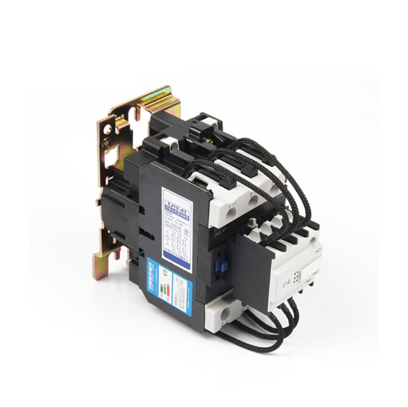 US $175CJ19 63A Three Phase Electrical Switching AC Auxiliary Capacitor  Contactor electrical Switch over Capacitor Contactor 50/60HZ-in Contactors