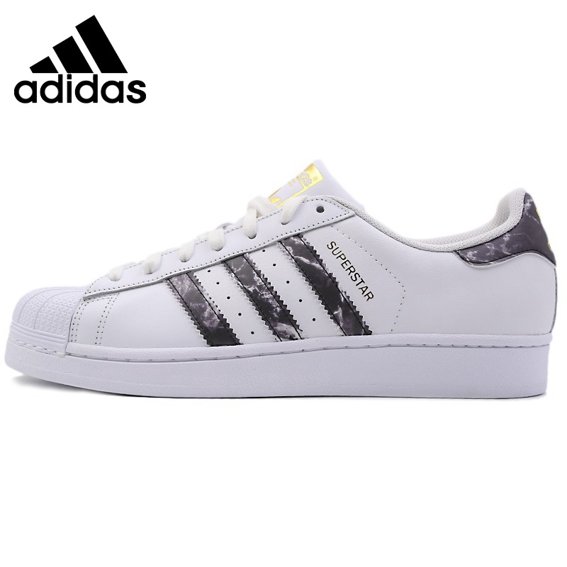 <font><b>Original</b></font> New Arrival <font><b>Adidas</b></font> <font><b>Originals</b></font> <font><b>SUPERSTAR</b></font> Unisex Skateboarding Shoes Sneakers image