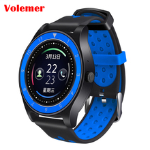 Volemer R10 Smart Watch Men Sport Wristwatch Fitness Tracker Bluetooth Smartwatches Sedentary reminder for Android IOS PK V9 U8
