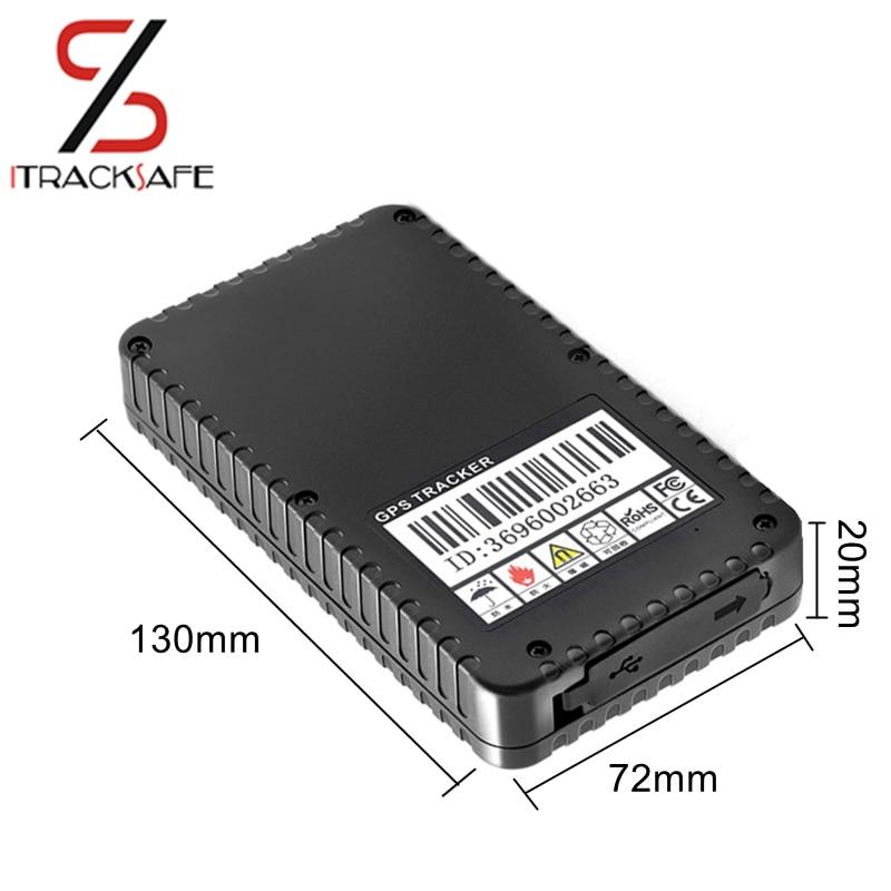 без тел дълъг живот на батерията водоустойчива SIM карта контейнер кола проследяване gsm gps трекер локатор устройство силен магнит свободен софтуер