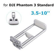цена на TOMLOV 3.5-10 RC Tablet Mobile Holder Extended Bracket for DJI Phantom 3 Standard Quad Free shipping