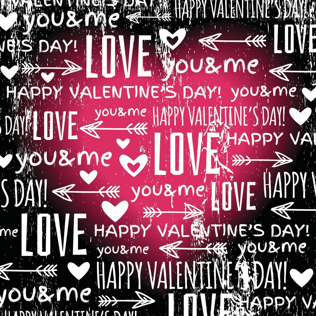Valentine's Day Backdrop Cupid's Arrow Love You and Me Sweet Hearts Romantic Wallpaper Photography Background-in Background from Consumer Electronics