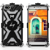 Simon Iron Body All Metal Aluminum Hard Rugged Phone Case For Huawei Honor 4X 5X Honor