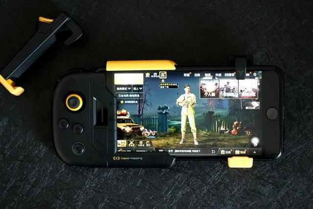 Flydigi pubg game trigger mobile gamepad bee sting hand-held  Fengcibutton-type shooting controller for Android and ios