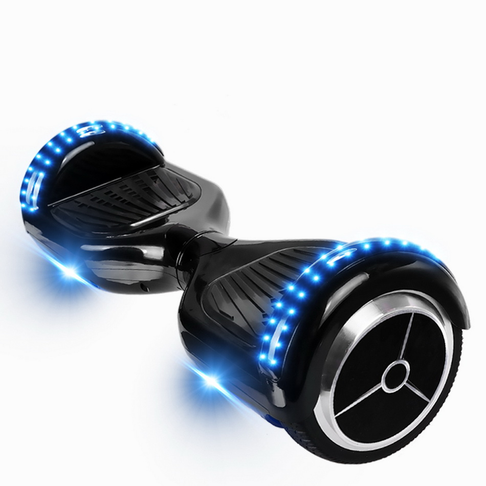 купить UL2272 Authenticate Upgraded Smart Electric Scooter 2 Wheels Self Balancing Scooter LG Lithium Battery Hoverboard LED lights недорого