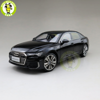 1/18 ALL NEW Audi A6 A6L 2019 Diecast Car Model Toy Boy Girl Gift Collection Black