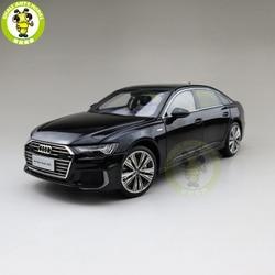 1/18 все новые A6 A6L 2019 литая под давлением Модель автомобиля игрушки для мальчиков и девочек Коллекция подарков
