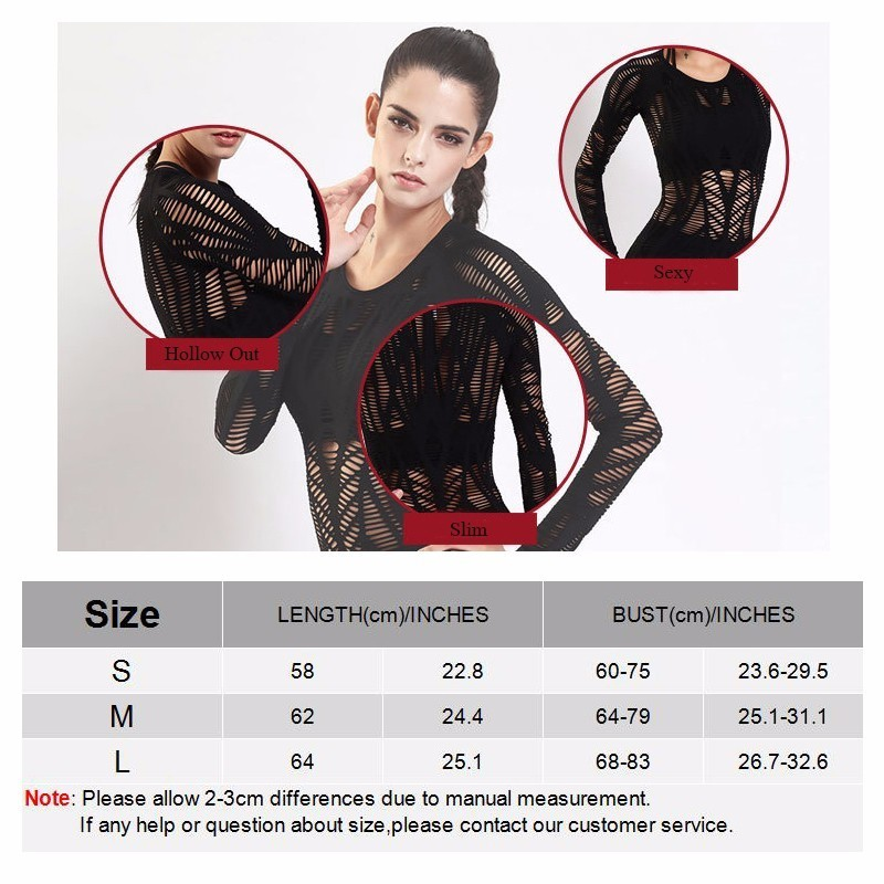 292978a91f4 US $13.55 14% OFF|New Sporting Long Sleeve Workout Shirts Fitness Sexy  Clothings Women Tops Hollow Out Elastic T shirts Female Fitness Shirt-in ...
