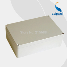 SP-FA66 CE Approved outdoor terminal Waterproof/Showerproof die cast junction enclosure box could be matched with din-rail IP66