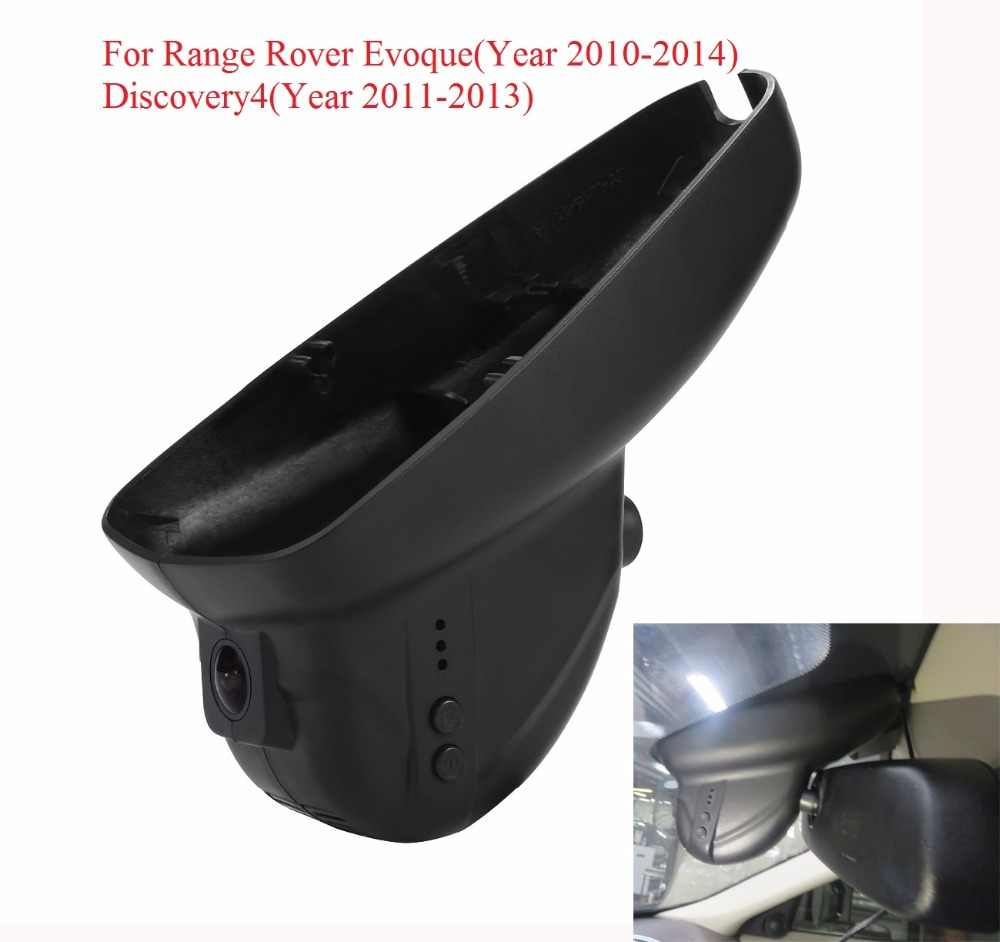 WIFI Car Cameras For Range Rover Evoque Discovery4 DVR Dash Cam Night  Vision Dash Camcorder WDR Hidden Install Free Shipping
