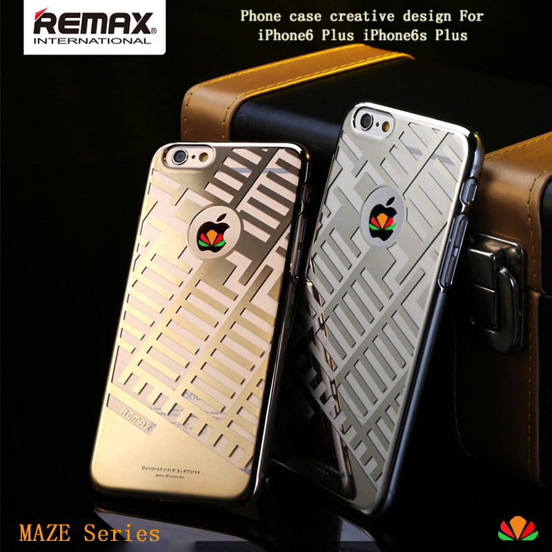 MAZE series mobile phone case metal frame case phone sets phone cover electroplating technology for iPhone