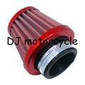 Alto Rendimiento 4 de Color Limpiador de Filtro de Aire Para Honda 70-150cc Fuera de la Carretera de La Motocicleta 38 MM Filtro De Aire de Acero 110 ATV
