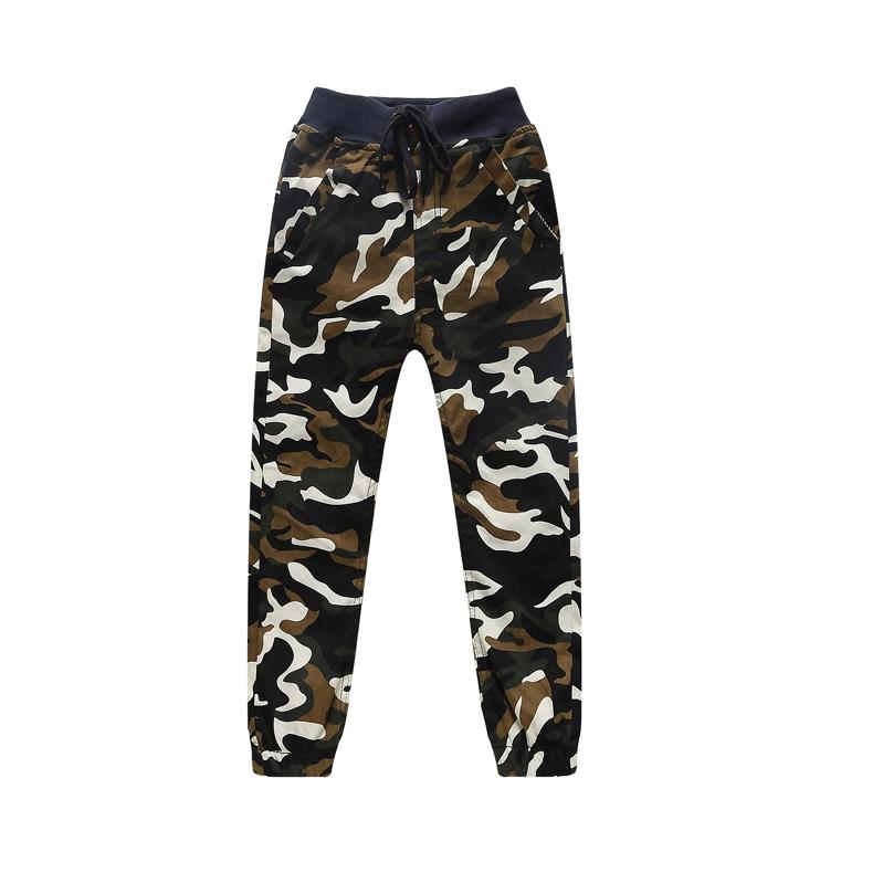 14aa1eef12be9 US $3.65 39% OFF|DIIMUU 5 10Y Kids Child Casual Camouflage Trousers Long  Pants Clothes Young Children Boys Fashion Military Denim Pants-in Jeans  from ...