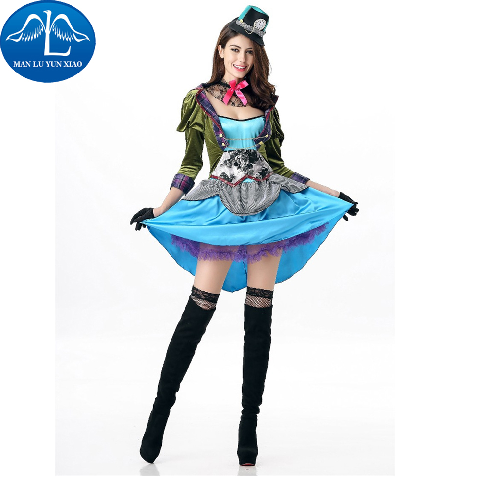 manluyunxiao harley quinn cosplay costume wyposaone harlequin cosplay kostium halloween clown joker kostium fancy dress - Halloween Costumes Harlequin