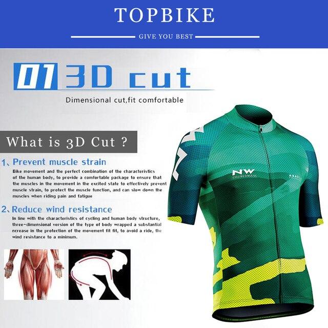 2019 Verão Quick Dry-Conjunto Camisa de Ciclismo MTB bicicleta de Estrada Bicicleta de Ciclismo Roupas de Bicicleta de Montanha Respirável Roupas Ciclismo Definir 1
