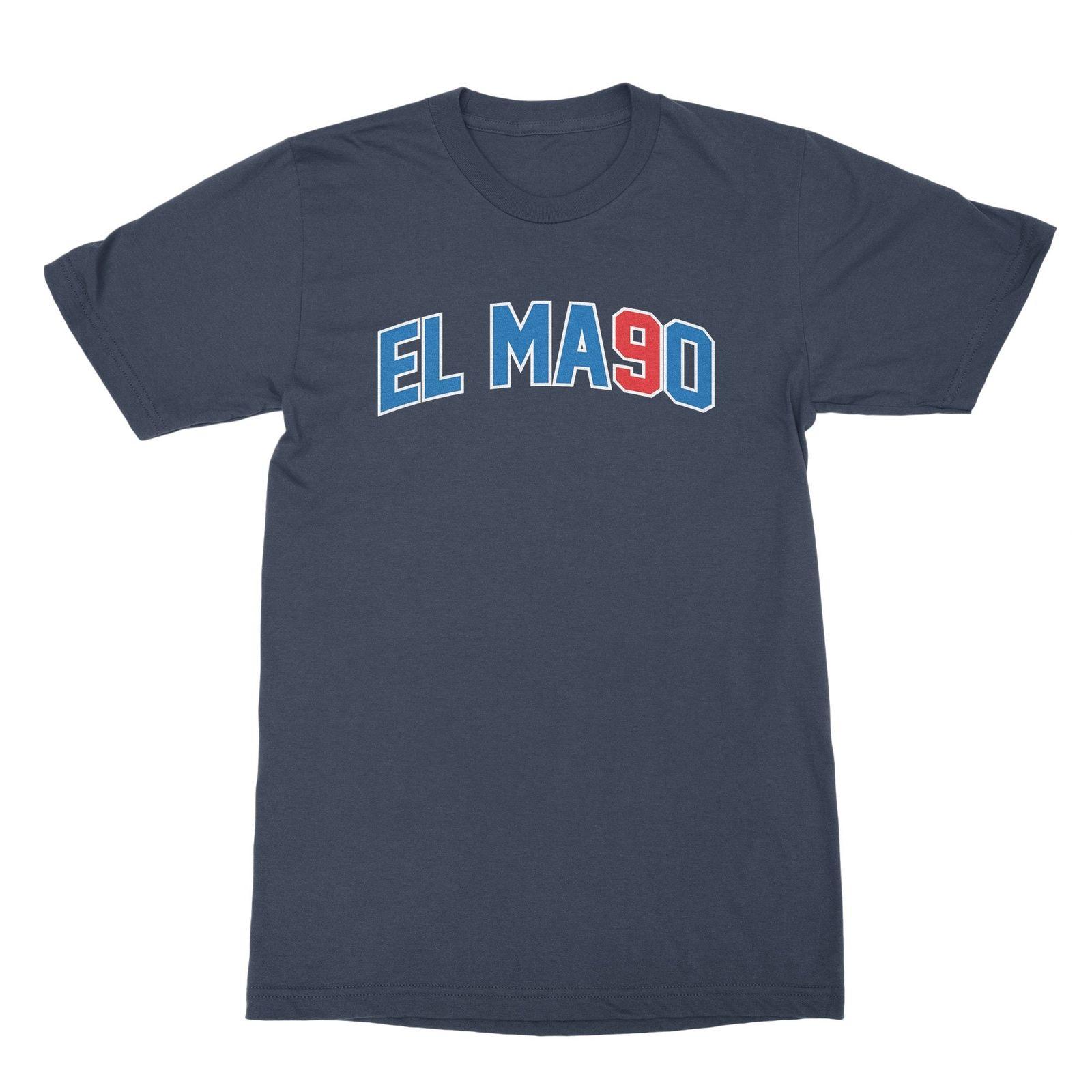 Expressive El Mago Shirt Cubs Javier Javy Baez El Mago T Shirt Free Shipping Tops T Shirt Fashion Classic Unique Gift T-shirts