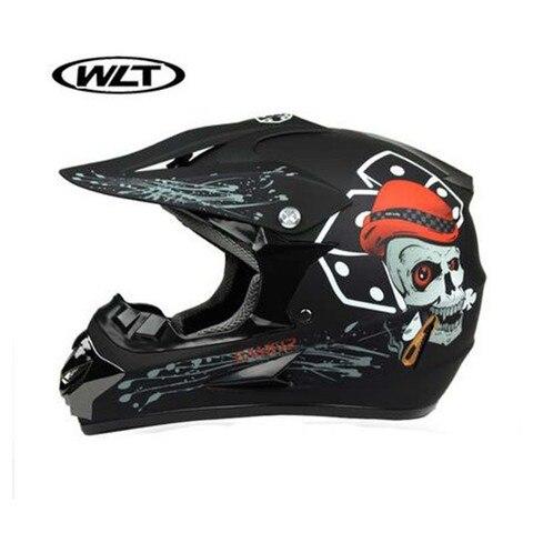 WLT Off Road Racing Motorcycle Helmet Men ATV Dirt Bike Motorbike Motocross Helmets Moto Motor MTB DH Downhill Helmet Islamabad