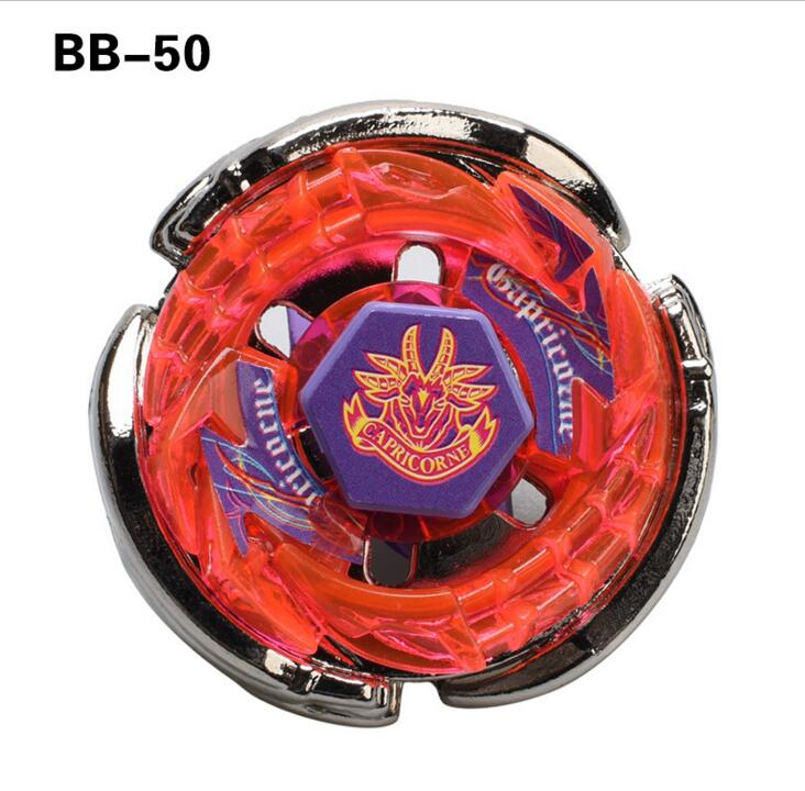 ¡¡Nueva llegada!! Beyblades Metal Fusion Battle Top Booster BB50 Storm Capricornio No Have Launcher