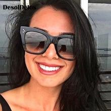 2019 Oculos De Sol Sexy Rectangle Sunglasses Women Brand Designer Retr