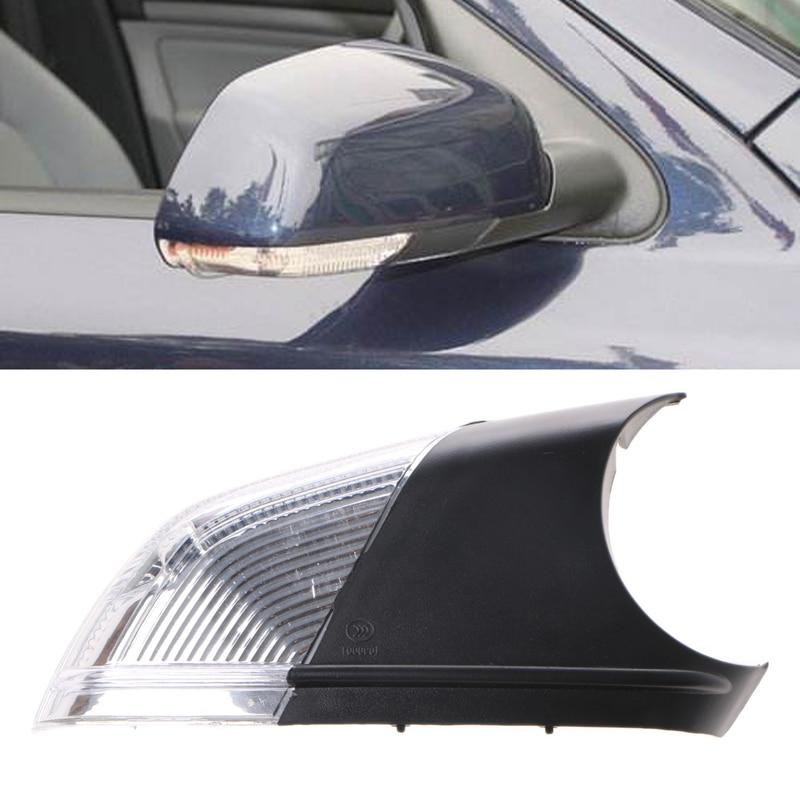 Права качать СИД автомобиля зеркала Индикатор сигнала поворота света для Поло Шкода Октавия