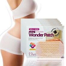 50Pcs Slimming Patch Slim Naval Weight Loss Patches Burning font b Fat b font MYMI Wonder