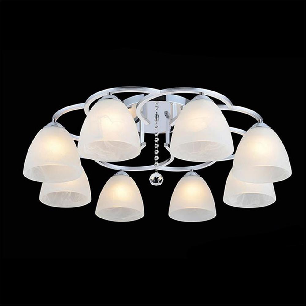 Neue moderne deckenleuchten 134568 glas lampenschirme