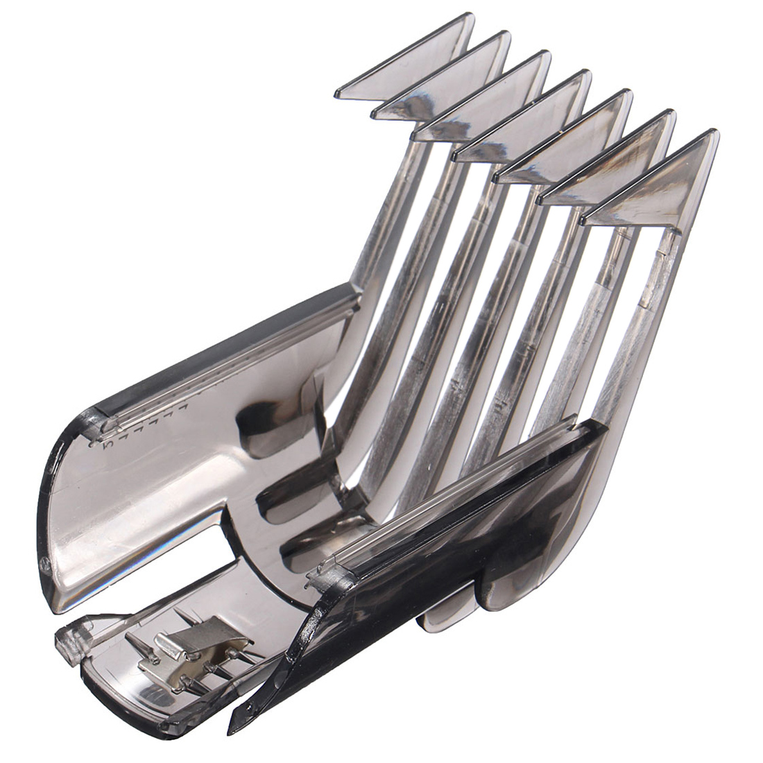YOST-Hair Clippers Beard Trimmer comb attachment for Philips QC5130 / 05/15/20/25/35 3-21mm 4