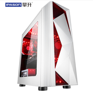 IPASON Desktop PC P23 6 core i5 9400F/GTX 1660TI 6G/8G DDR4/240G SSD game DIY assembled Gaming PC