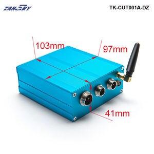 """Image 2 - 2 """"/2.25""""/2.5 """"/2.75""""/3 """"zawór wydechowy klapa sterowania + sterowanie elektryczne Box dla Catback Downpipe TK CUT001A25 DZ"""