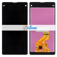 Brand New 20pcs Z1mini Lcd For Sony Xperia Z1 Compact M51W D5503 Z1 Mini LCD Display And Touch Screen Digitizer Assembly FreeDHL