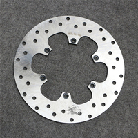 Rear Brake Disc Rotor For BMW F650CS Funduro F650GS F650ST 1993 2008 & G650GS G650 Xcountry G650 Xmoto 2007 2014 Motorcycle