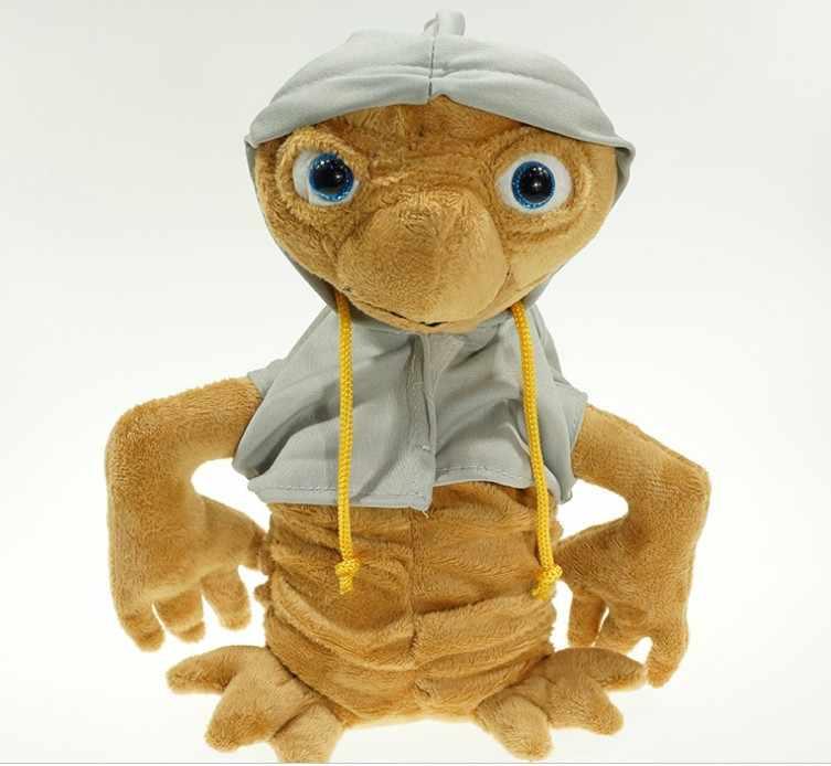 شحن مجاني فيلم خارج الأرض ET أفخم محشوة دمى لينة ألعاب من نسيج مخملي الاطفال هدية الطفل