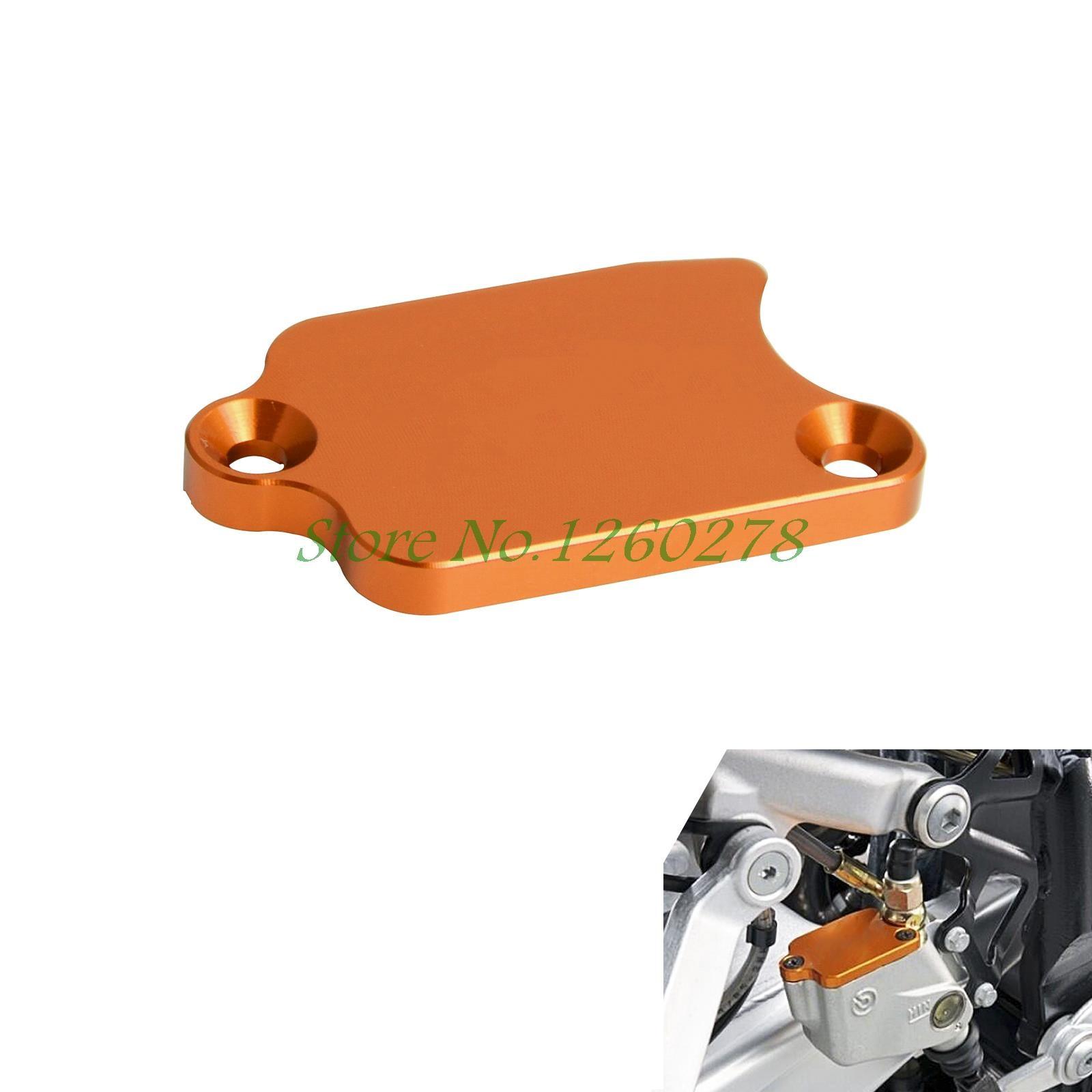 Nicecnc задний тормоз мастер крышка цилиндра/Кепки для KTM 950 990 супермото/R 2006-2013 950/990 Приключения /R ABS 2003-2012