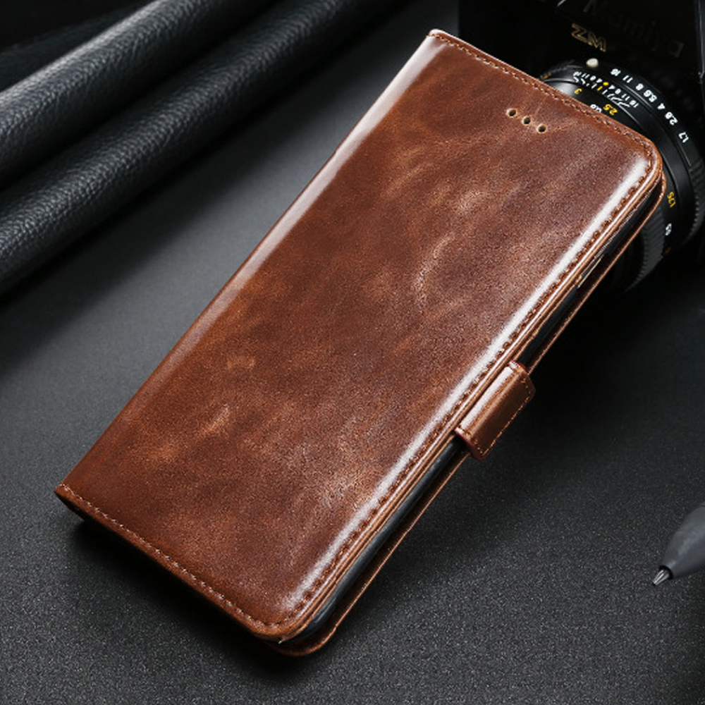 Vintage Flip Case For LG K10 2017 Case Magnetic Wallet Leather Cover For LG K 10 2017 Card Stand Holder Soft Gel Phone Cases