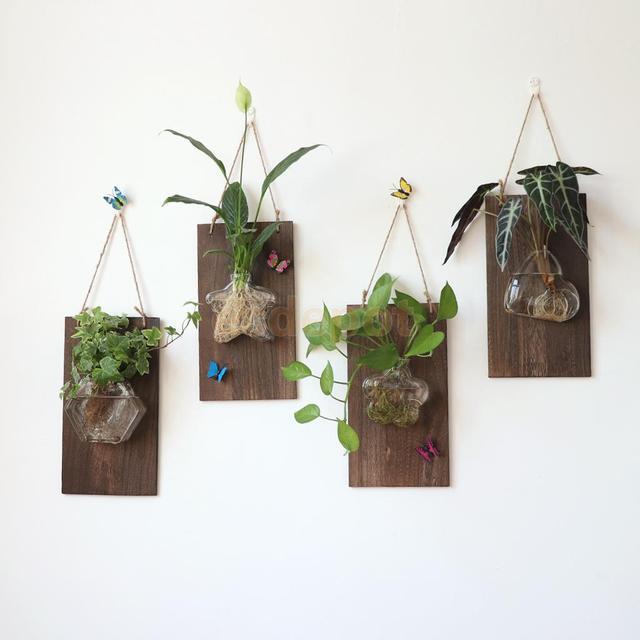 pot murale pour plante elegant pot mural pour plante interieur telepoints pot mural pour plante. Black Bedroom Furniture Sets. Home Design Ideas