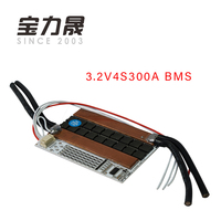 4S 300A Max 900A 3.2V LifePo4 Lithium Iron Phosphate Protection Board 12.8V High Current Inverter BMS PCM Motorcycle car start