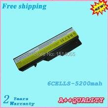 5200 мА/ч, G460 G560 батареи для портативных компьютеров для lenovo L09M6Y02 L09S6Y02 L10C6Y02 батарея