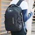 2017 Новый MR мужская Рюкзаки Bolsa Mochila для Ноутбука 14 Дюйма 15 Дюймов 16 Дюймов Ноутбук Сумки Мужчины Рюкзак Школьный рюкзак